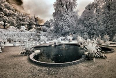 Botanischer Garten, Schloss Sanssouci