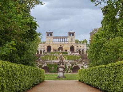 Orangerie, Schloss Sanssouci