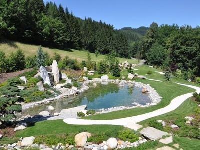 Garten am Millstätter See 1