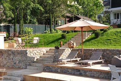 Gartenanlage am Millstätter See 2