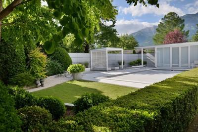 Gartenanlage in Möllbrücke 1