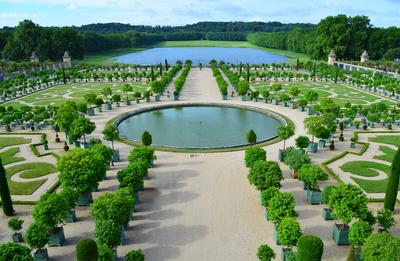 Orangerie Schloss Versailles