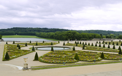 Versailles Parterre Süd