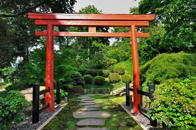 Tor Japanischer Garten Kaiserslautern
