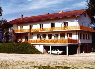Molzbachhof, bei der Eröffnung 1969