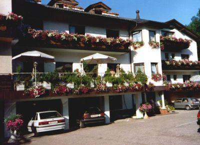 Molzbachhof, in den 90er Jahren