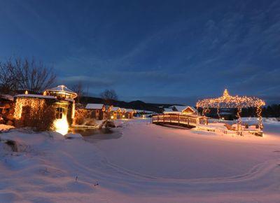 Molzbachhof, Weihnachten im Paradiesgart´l