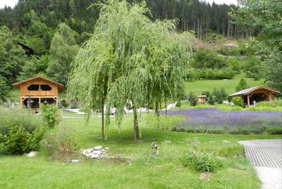 Vitalpinum Garten