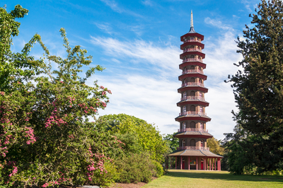 Pagoda Botanic Gardens