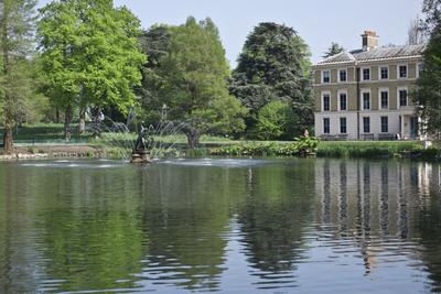 Pavillon Kew Gardens