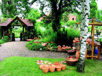 Kräuter-Rosen-Hexengarten Söchau