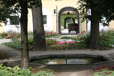 Herrenhof, Kutsche