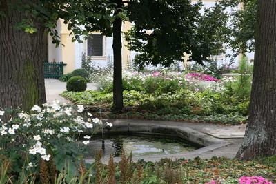 Herrenhof Schloss Hof