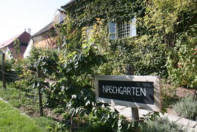Naschgarten Schloss Hof