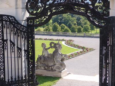 Barockgarten Schloss Hof