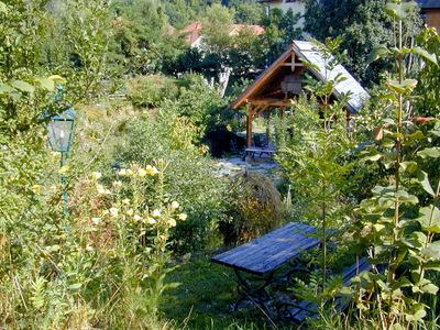 Südgarten Sommer 2003