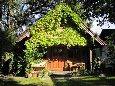 Gartenhaus Marinahaus