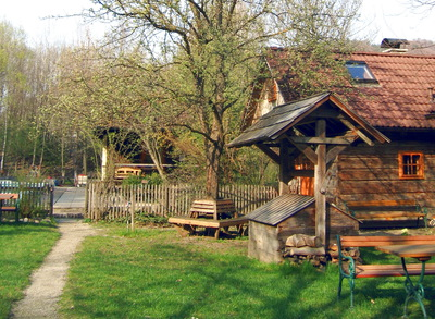 Gartenhaus Troadkasten