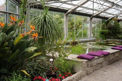 Botanischer Garten von Linz, by GardenTraveller, flickr.com