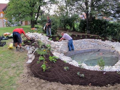 Gartengestaltung, (c) Loidl Peter