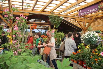 Gartencenter, (c) Kochauf