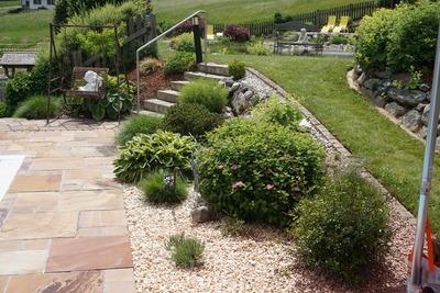Gartengestaltung pflegeleicht, (c) Kochauf