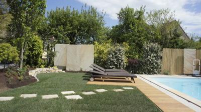Gesamtgestaltung im Garten, (c) Kochauf
