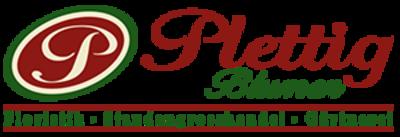 Logo Blumen-Plettig