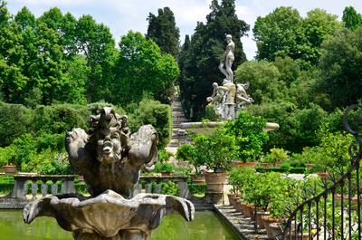 Boboli Garten, Florenz, Italien