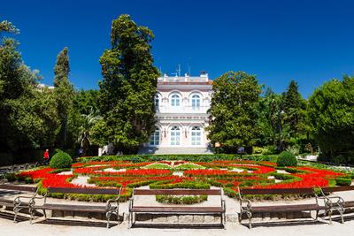 Villa Angiolina, Opatija, Kroatien