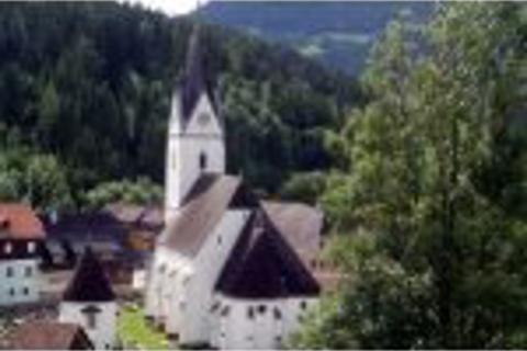 St Pankrazen Bärnbach Jakobsweg Weststeiermark Das