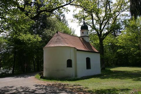 Eurasburg Penzberg Jakobsweg München Inntal Das