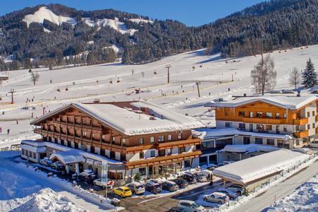 Winter im Naturhotel Kitzspitz