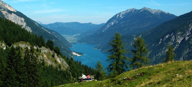 Wanderparadies Karwendel und Rofan in Tirol / Österreich