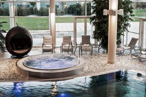 Hoteleigene Thermen- Sauna- & Sinneswelt im REDUCE Hotel Vital****S
