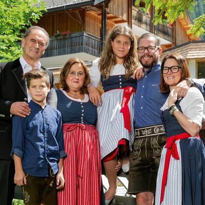 Familie Oberluggauer
