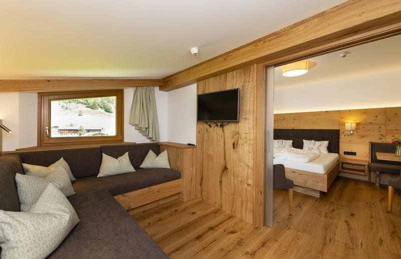 Suite im Naturhotel Kitzspitz