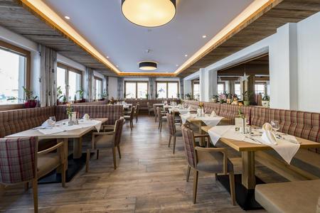 Restaurant im Naturhotel Kitzspitz