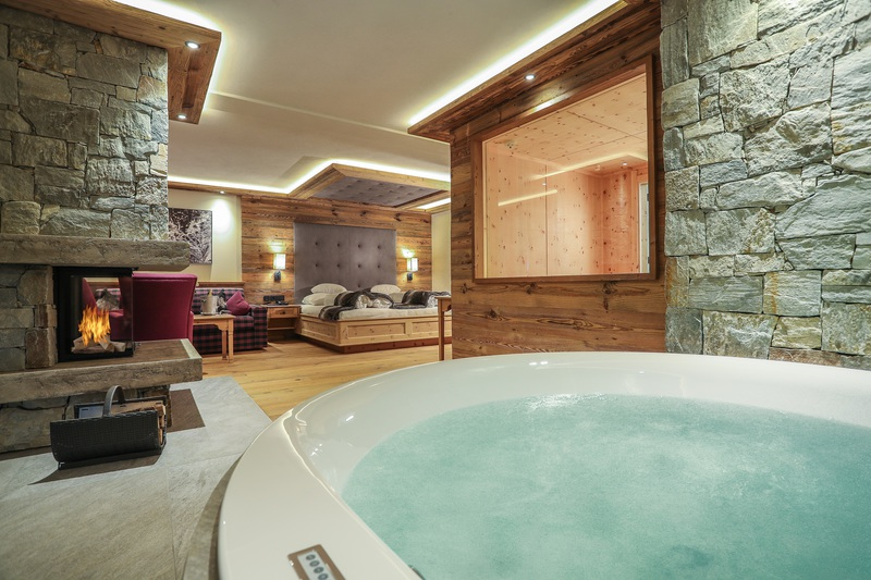 Luxus Wellness Suite