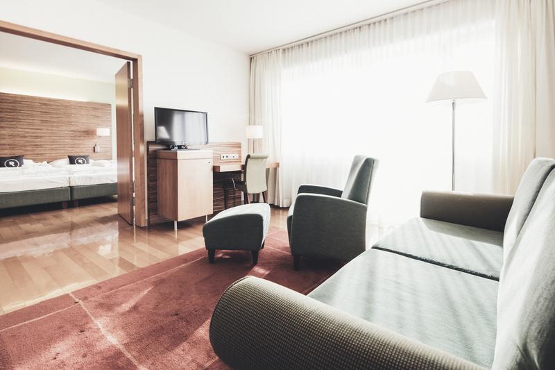 Zimmer im Reduce Hotel Vital****S