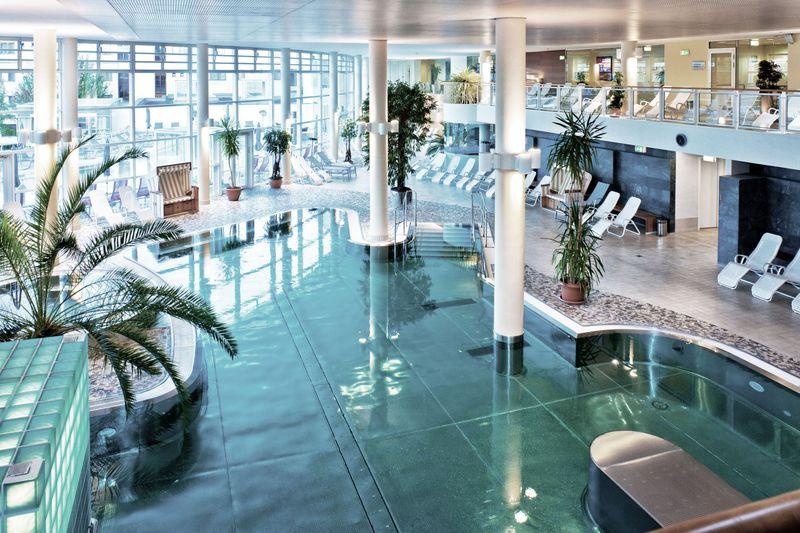 Hoteleigener Thermengenuss im Reduce Hotel Vital