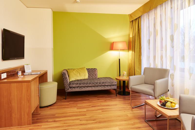 Hotelzimmer im Thermalhotel Fontana