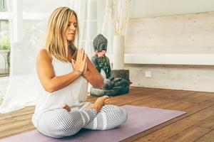 Yoga im Hotel Rieser