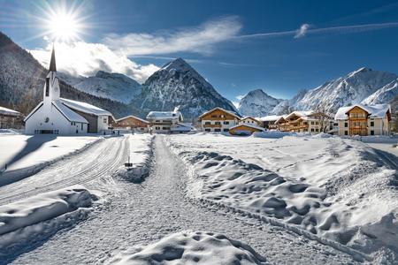 Umgebung Winter