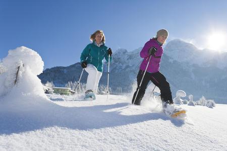 Winter in Abtenau