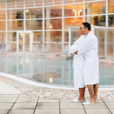 Zeit zu zweit im Winter im Reduce Hotel Vital****S