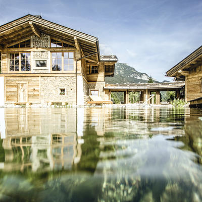 4-Sterne-Superior Wellnesshotel am Achensee in Tirol.